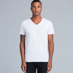 ASColour Men's V-Neck 'Tarmac' T Shirt Thumbnail