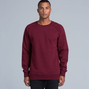ASColour Men's 'Box Crew' Sweatshirt Thumbnail