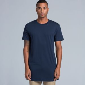 ASColour Long Body 'Tall' TShirt (w/ More Print Position Options) Thumbnail
