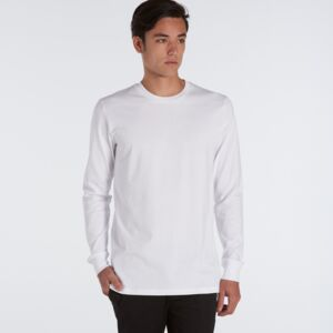 ASColour Men's Long Sleeve 'Base' Tee Thumbnail
