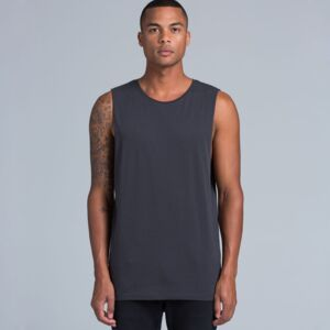ASColour Men's 'Barnard' Tanktop (w/ More Print Position Options) Thumbnail